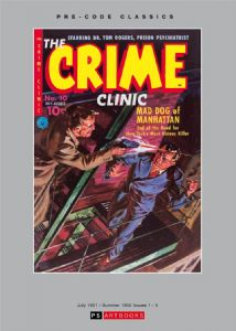 Pre-Code Classics The Crime Clinic